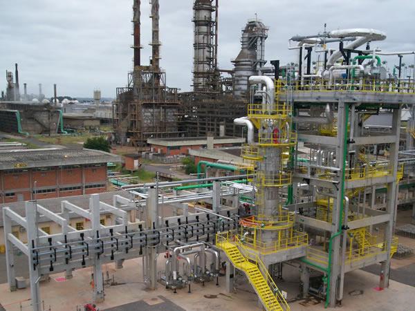 Resultado de imagem para Engecampo refinaria Rnest